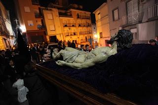 El Cristo del Santo Sepulcro presidirá el Vía Crucis del Miércoles de Ceniza de 2021