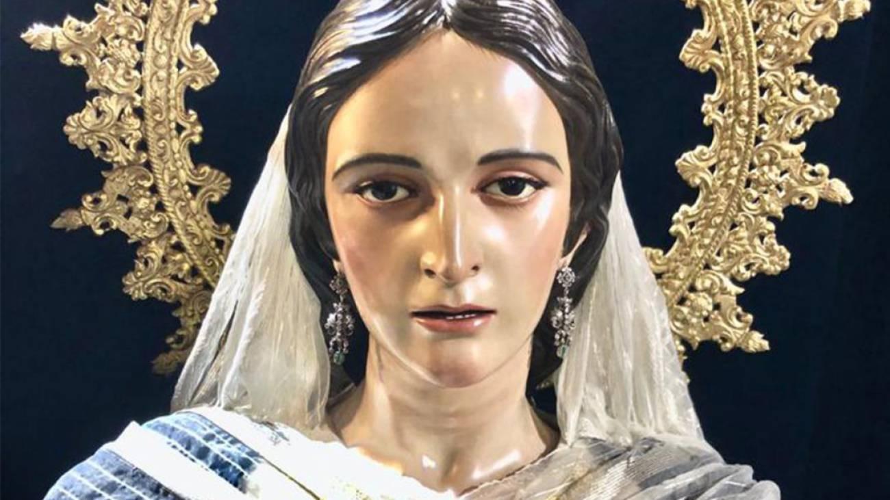 Hoy traslado de ida de Hermandad de Santa Marta a la Basílica de Ntra. Sra. de la Merced